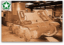 105mm Howitzer Motor Carriage M7 Priest