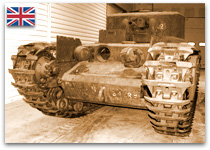 Churchill MK V II Crocodile