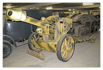 Canon FH18 Howitzer 105mm