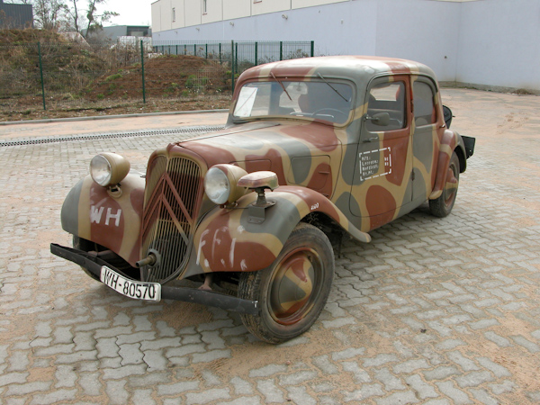Citroen Traction 11 BL