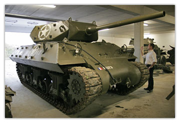 Tank Destroyer M10