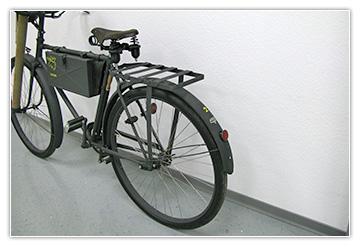 Vélo Truppenfahrrad Wehrmacht Adlerwerke AG . Velo_truppenfahrrad_04
