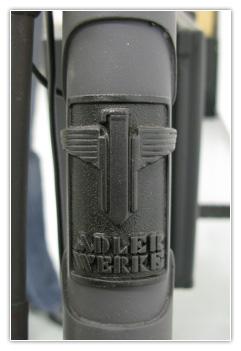 Vélo Truppenfahrrad Wehrmacht Adlerwerke AG . Velo_truppenfahrrad_14